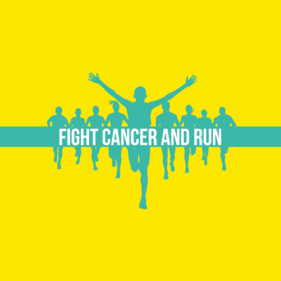 Logo design for Fight Cancer and Run designed by Darryl de Necker