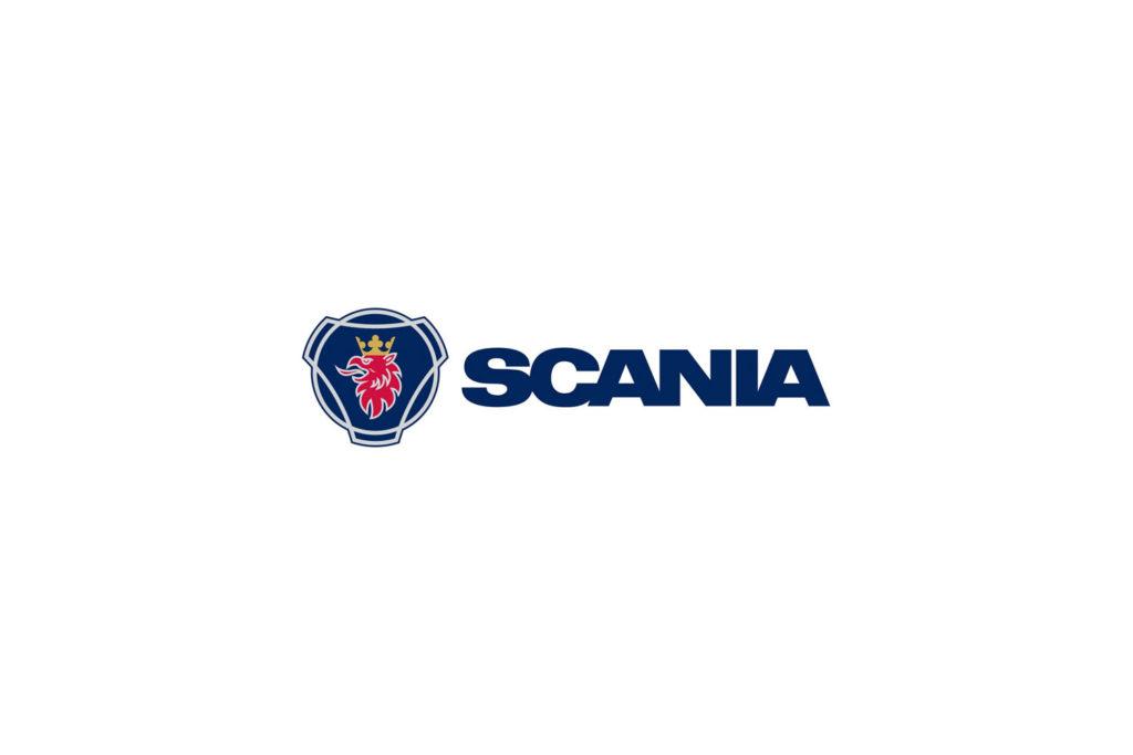 Darryl de Necker Scania logo